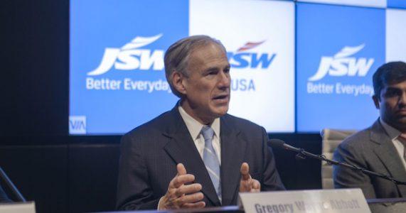 JSW Steel Baytown Texas