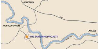 Sunshine Project St. James Parish LA