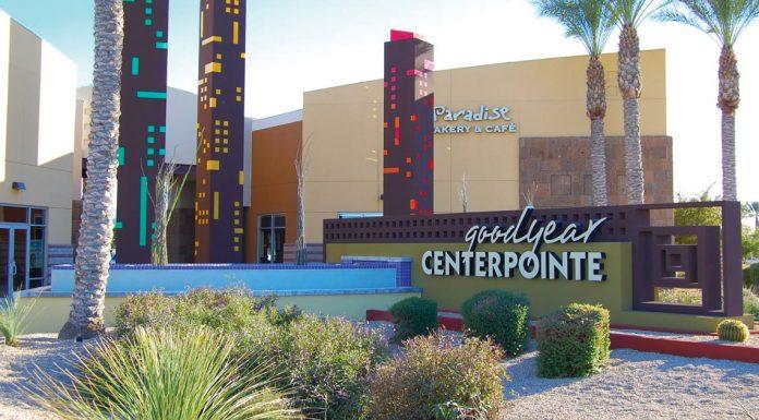 Goodyear, AZ retail sector