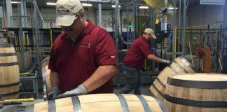Speyside Bourbon Cooperage