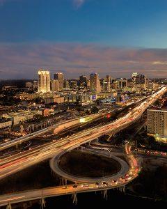 Orlando infrastructure