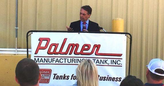 Garden City, Kansas Palmer Manufacturing and Tank