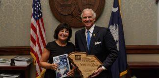 South Carolina State of the Year Award