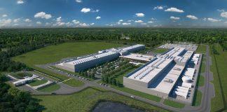 Facebook Henrico County VA data center