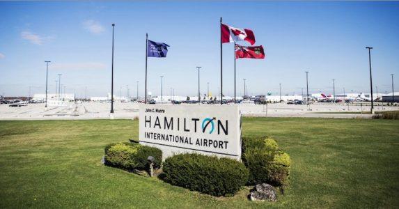 John C. Munro Hamilton International Airport