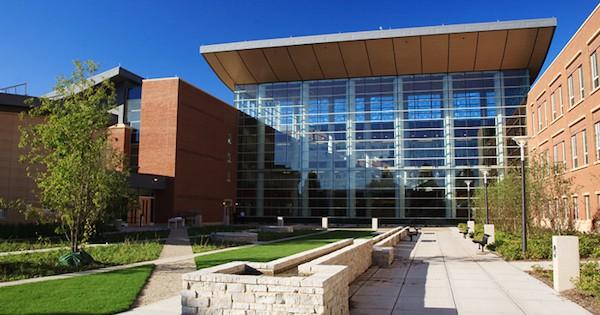 2018 LEED green building