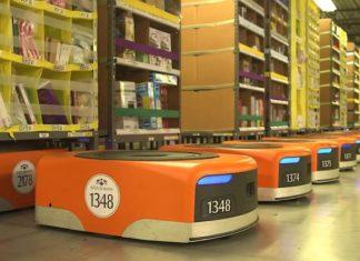 Amazon Robotics Fulfillment Centers