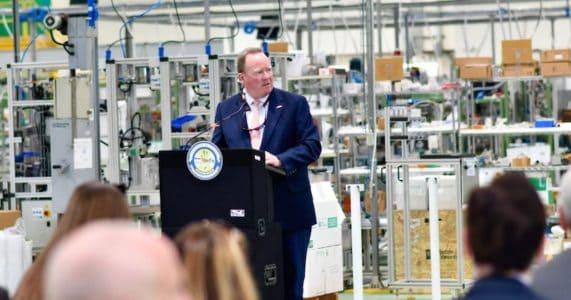 Pietro Fiorentini manufacturing plant, Weirton, WV