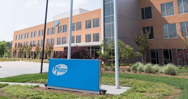 Pfizer Investing Additional 500m In North Carolina