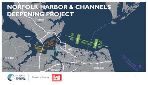 Norfolk Harbor