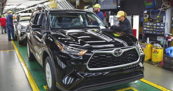 Toyota Motor Manufacturing Indiana (TMMI)