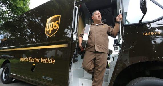UPS Pennsylvania