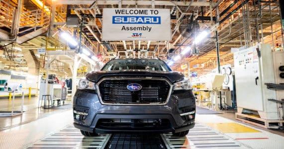 Subaru of Indiana Automotive Lafayette, IN