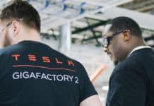 Tesla Austin, TX