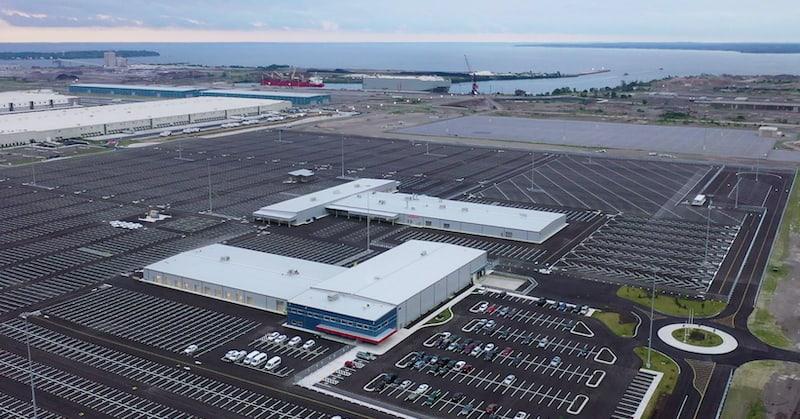 Tradepoint Atlantic terminal, Port of Baltimore