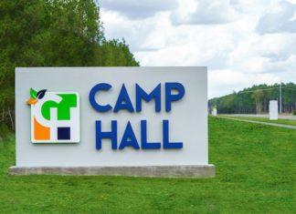 Camp Hall, Santee Cooper, SC