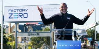 GM Detroit-Hamtramck Unveils Factory ZERO