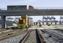 Mason Mega Rail Terminal