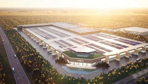 Tesla Gigafactory 2020 Economic Development Deal Of The Year