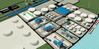 Grön Fuels refinery