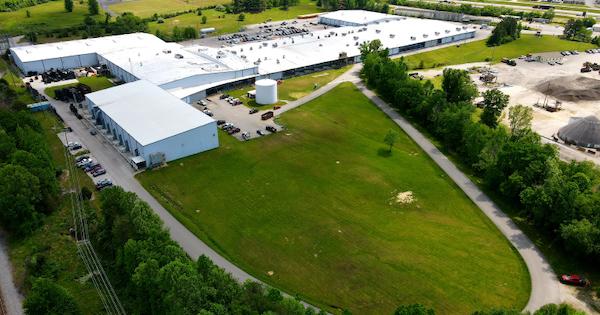 Williamsburg, Kentucky Firestone Industrial Products Plant