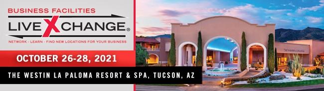 Business Facilities LiveXchange Tucson, AZ