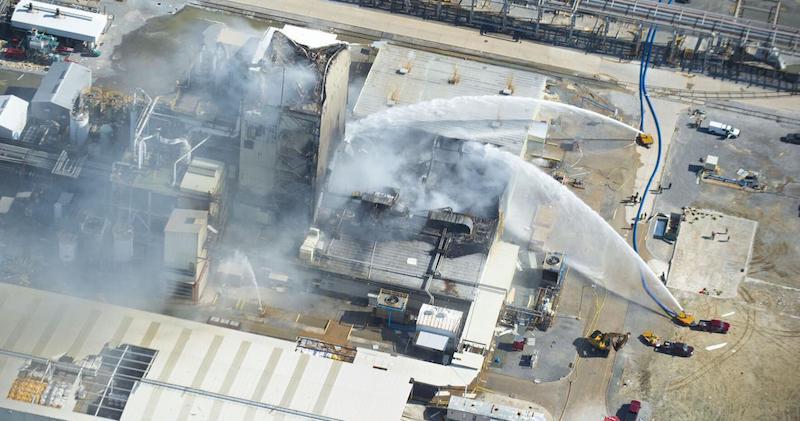 BioLab Westlake, LA chlorine factory